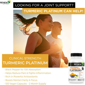 Turmeric Platinum 11 Ingredients - 120 Capsules