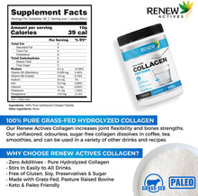 Load image into Gallery viewer, Hydrolyzed Collagen Peptides Powder