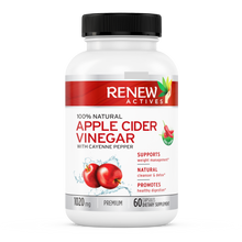Load image into Gallery viewer, Apple Cider Vinegar & Cayenne Pepper - 60 Capsules