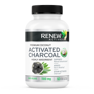 Activated Charcoal - 60 Capsules