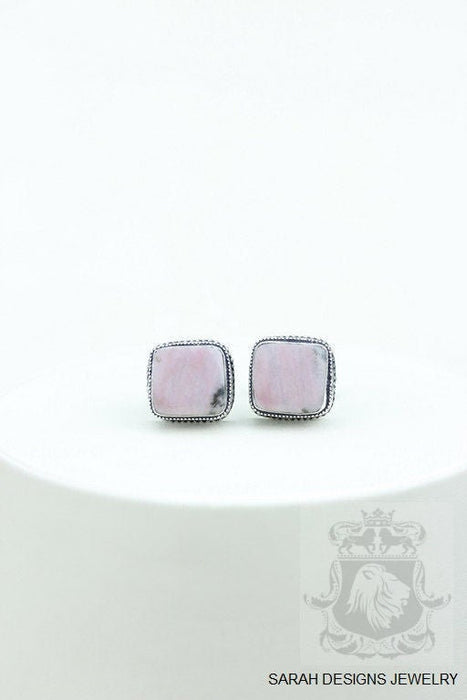 Rhodonite Cufflinks k588