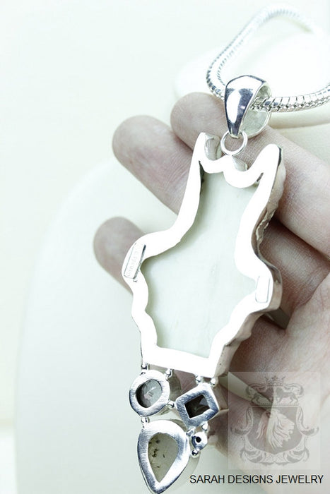 Thor Carving Pendant 4mm Snake Chain P3910