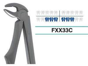 Extraction Forcep, Child/Pedo, FXX33C - Osung USA