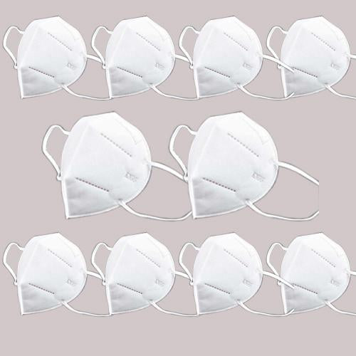 KN95 Respiratory Face Mask - 95% filtration rate - 10 pcs - Osung USA