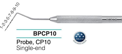 Dental Probe, BPCP10 - Osung USA