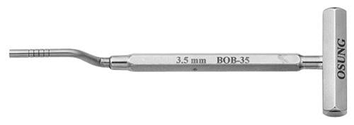 Dental Sinus Osteotome, BOB-35, 3.5 - Osung USA