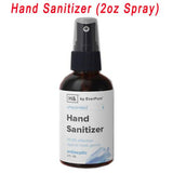 Hand Sanitizer Disinfectant Spray 2oz Bottles - 99.9% effective against most germs [USA Made] - Osung USA