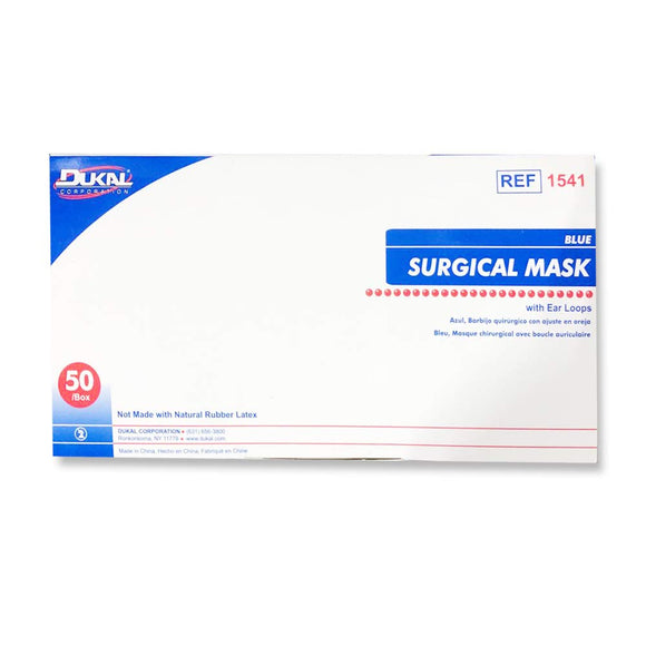 Surgical Face Masks Earloop - 50/BOX - ASTM LEVEL 1 - Osung USA