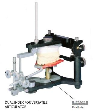 Dual Index for Versatile Dental Articulator - Osung USA