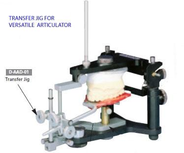 Transfer Jig  for Versatile Dental Articulator - Osung USA