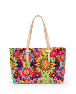 TRISTA EAST WEST TOTE