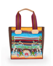 Load image into Gallery viewer, CARLITA CLASSIC TOTE