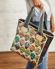 Load image into Gallery viewer, SUGAR SKULLS CLASSIC TOTE