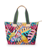 Load image into Gallery viewer, MAYA ZIPPER TOTE