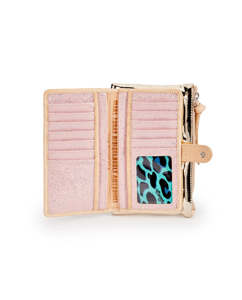 GOLDIE SLIM WALLET