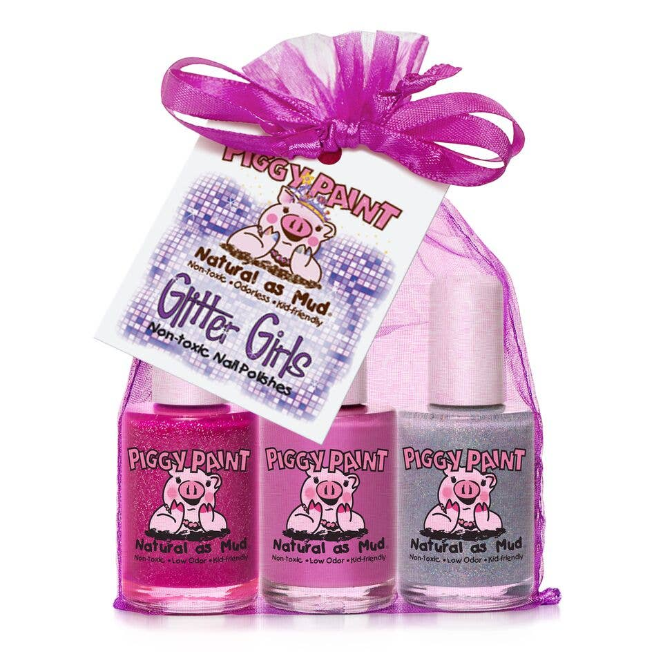 0.50z Glitter Girls Polish Sets