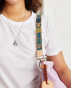 DUSK LEATHER SHOULDER STRAP