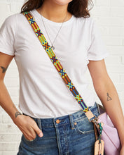 Load image into Gallery viewer, CITRUS LEATHER CROSSBODY STRAP