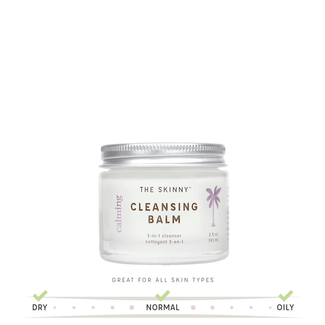 Calming Cleansing Balm 3-in-1 Cleanser