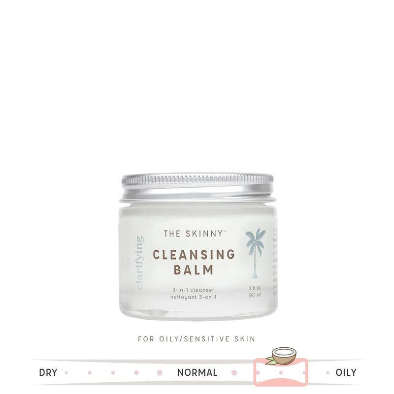 Clarifying Cleansing Balm 3-in-1 Cleanser