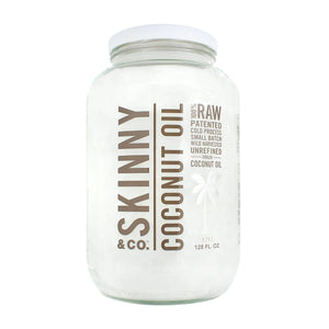 Skinny Coconut Oil - 128 oz