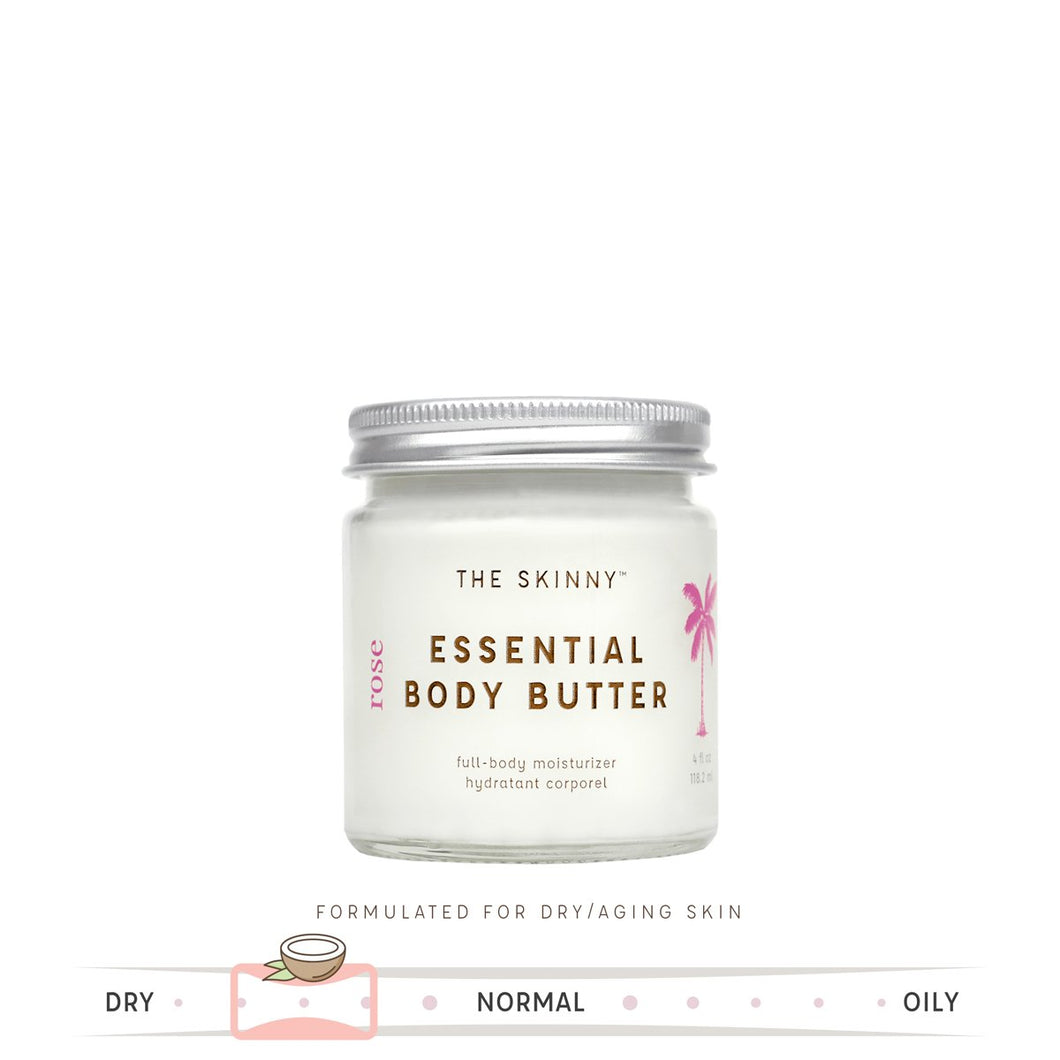 Rose Essential Body Butter