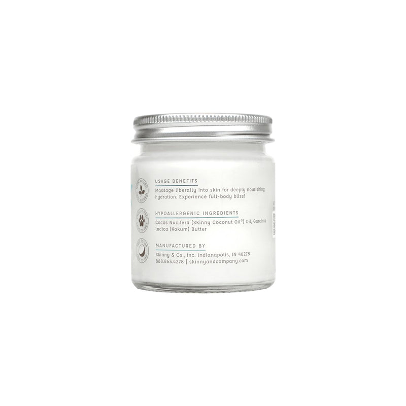 Unscented Essential Body Butter