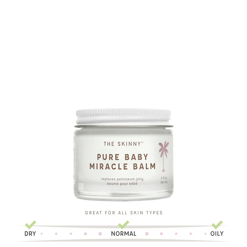 Pure Baby Miracle Balm - Soothing Care for Baby and Mom- 2 oz
