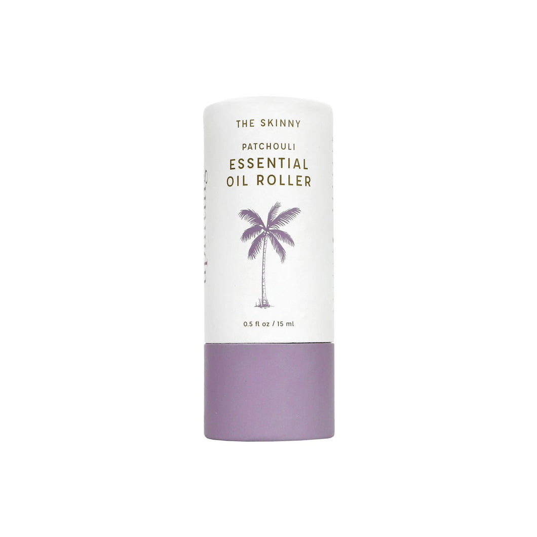 Patchouli Essential Oil Roller