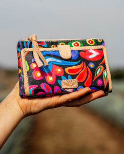 SOPHIE SLIM WALLET