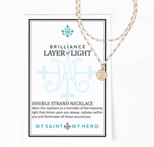 Load image into Gallery viewer, Brilliance Layer of Light Necklace