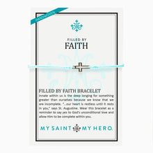 Load image into Gallery viewer, Filled by Faith Bracelet