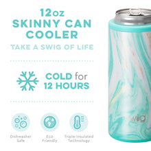 Load image into Gallery viewer, WANDERLUST 12OZ SKINNY CAN COOLER