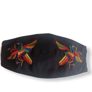 OTOMI PUEBLA FACE MASK
