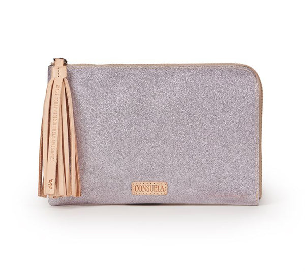 JAZZ L-SHAPED CLUTCH
