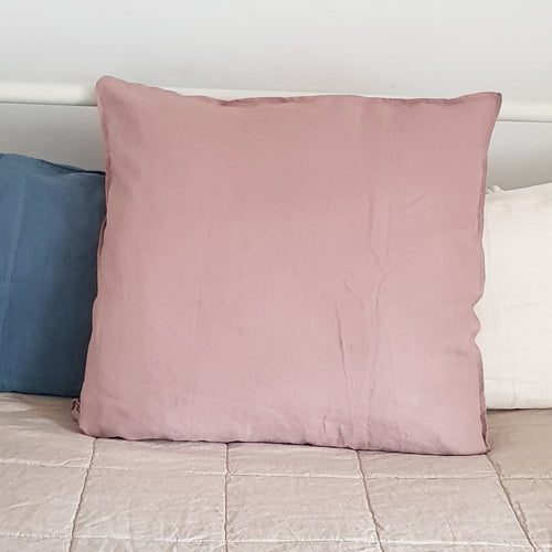 Euro pillow cover