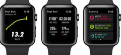 fitness tracker for apple watch series1