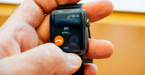 disable apple watch 911 sos feature