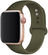 Load image into Gallery viewer, Silicone Strap For Apple Watch - Wrist Watch Straps