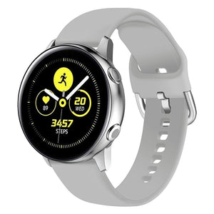 Silicone Straps For Samsung Galaxy Gear Watch - Wristwatchstraps.co
