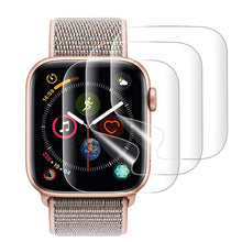 Load image into Gallery viewer, Soft Hydro Gel Film Screen Protector For all Apple Watch Series - Wrist Watch Straps