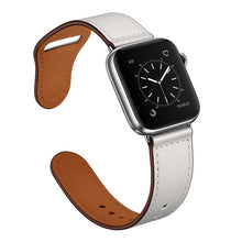 Load image into Gallery viewer, Genuine Leather Strap for Apple Watch - Wrist Watch Straps