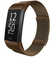 Load image into Gallery viewer, Milanese Band For Fitbit Charge 3|4 - Wrist Watch Straps