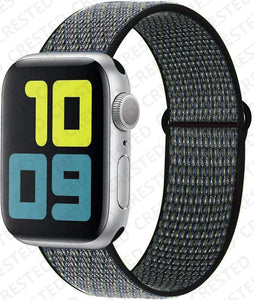 Nylon Sport Loop Strap for Apple watch - Wrist Watch Straps