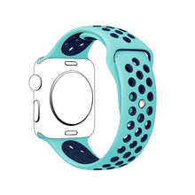 Load image into Gallery viewer, Sport Strap Active Silicone Rubber Belt Strap for Nike+ Apple Watch and 1,2,3,4,5 Series - Wrist Watch Straps