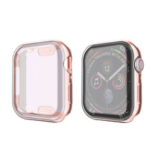 Load image into Gallery viewer, TPU Protector Watch Cover Case with Screen Protection For Apple Watch - Wrist Watch Straps