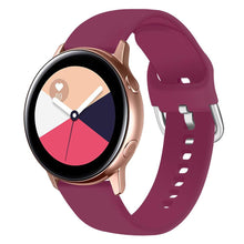 Load image into Gallery viewer, Silicone Straps For Samsung Galaxy Gear Watch - Wristwatchstraps.co