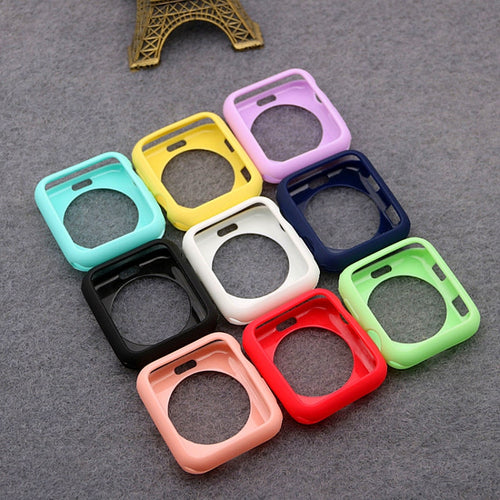 Apple Watch Bumper Cover - Wrist Watch Straps