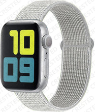 Load image into Gallery viewer, Nylon Sport Loop Strap for Apple Watch Bands - Wristwatchstraps.co