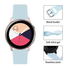 Load image into Gallery viewer, Silicone Straps For Samsung Galaxy Gear Watch - Wrist Watch Straps